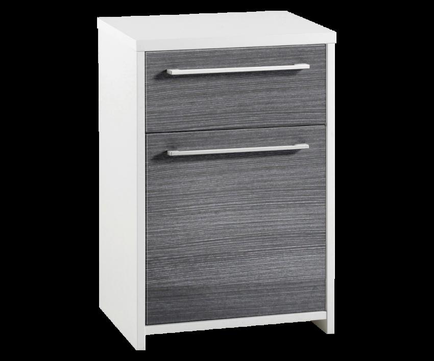 CUBIC lipasto-yöpöytä ovi+laatikko