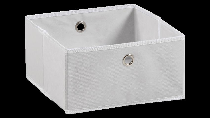 CUBO-kangaslaatikko matala