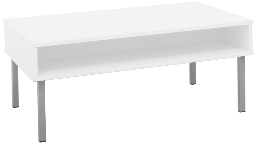 TEEMA osa 32 sohvapöytä valkoinen