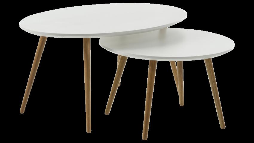 NOORA-sohvapöytä 2kpl