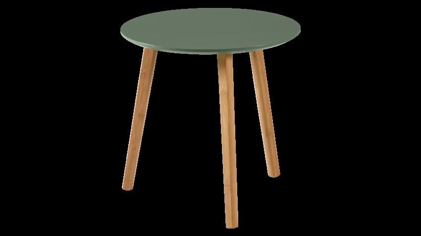 ROUND-sivupöytä