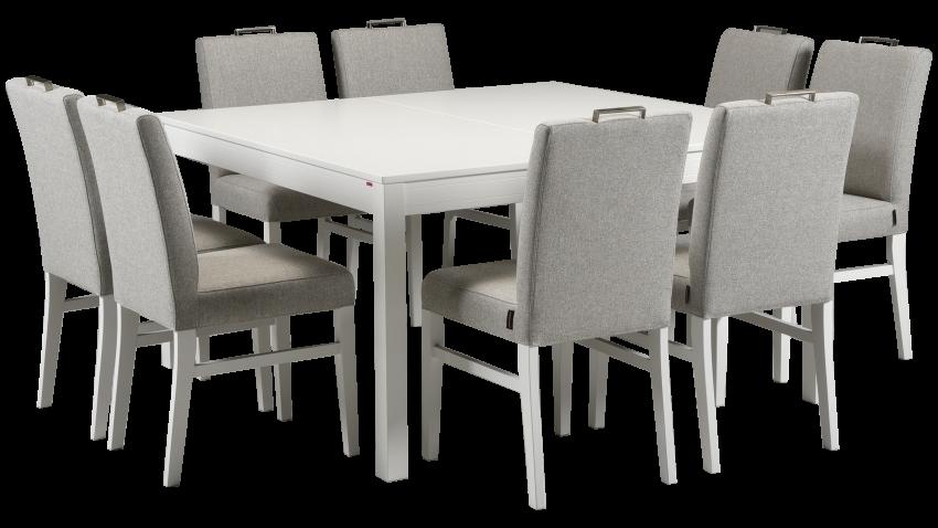 MONA-ruokailuryhmä ALINA- tuoleilla