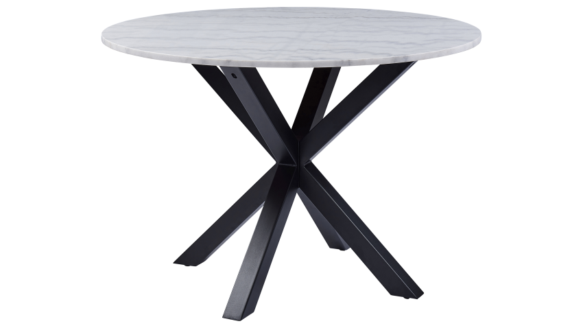HEAVEN-ruokapöytä marmorikansi