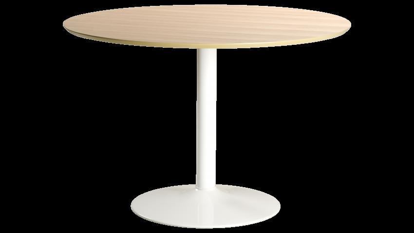 IBIZA-ruokapöytä 110 pyöreä