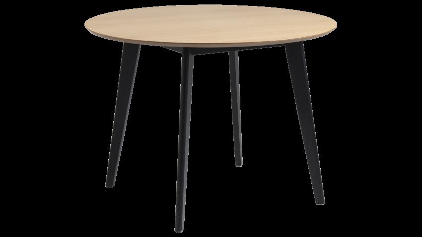 ROXBY-ruokapöytä pyöreä