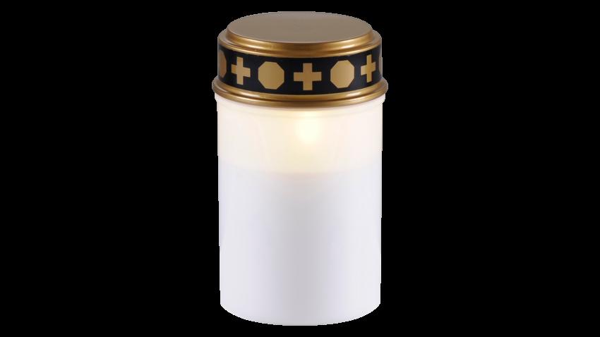 LED HOPE hautakynttilä