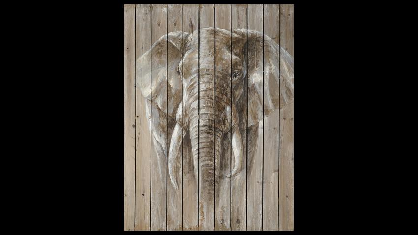 ELEPHANT-sisustustaulu
