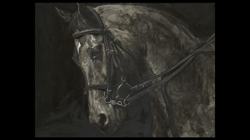 HORSE-sisustustaulu