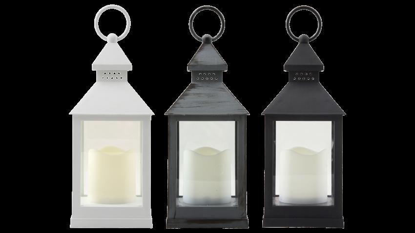 DAY-lyhty LED kynttilällä