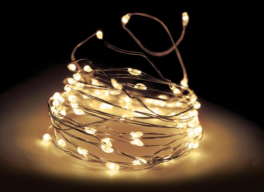 LED-valoketju 40