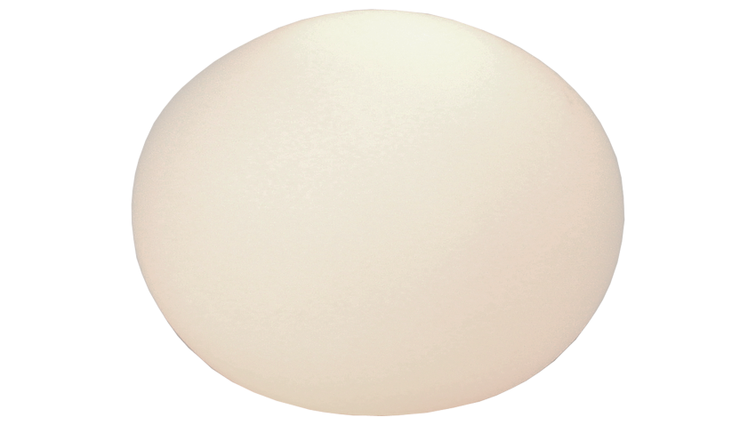 Aneta GLOBUS-pöytävalaisin, 18cm