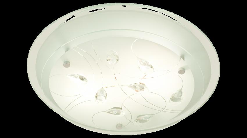 Scan Lamps DEMI-plafondi pyöreä