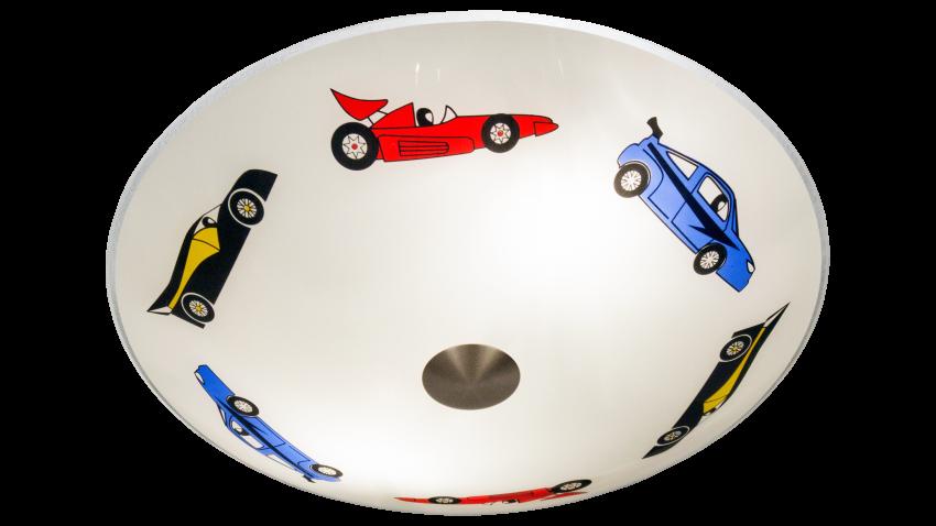 Scan Lamps RACER-plafondi