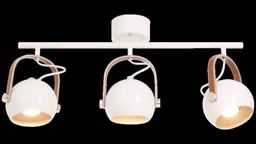 Scan Lamps BOW 3-kattospotti