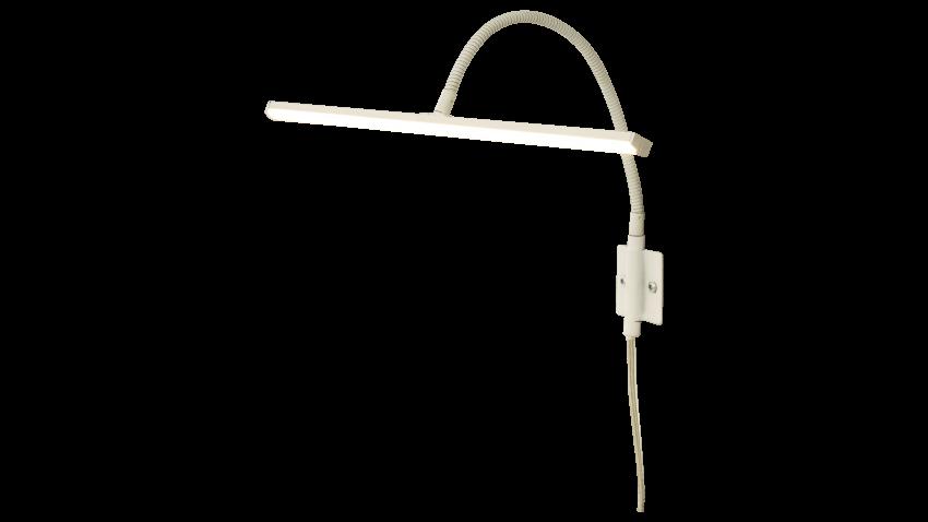 Aneta MIRO taulu-peilivalo led valkoinen
