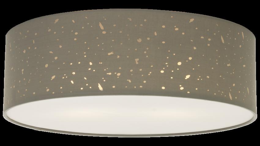 Aneta STARRY 48-plafondi harmaa