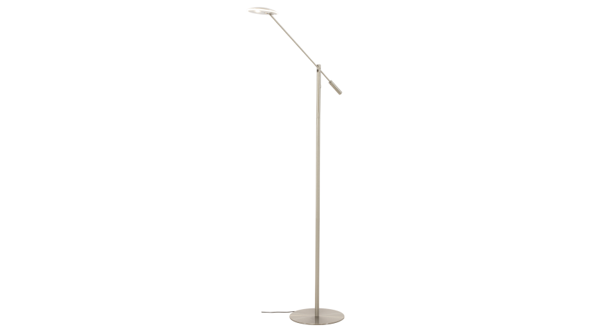 Aneta CADIZ-lattiavalaisin LED teräs