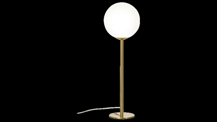 Scan Lamps MOLEKYL-pöytävalaisin 43 messinki