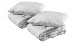 ECO GREEN-tyyny ja peitto