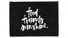 FRIENDS-keittiöpyyhe