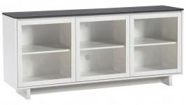 FIINI-senkki lasiovilla (valkoinen/antrasiitti)