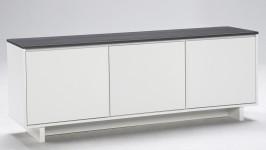 FIINI tv-taso 163 levyovet valkoinen/antrasiitti