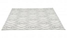ROCCO-matto, 160 x 230 cm (luonnonvalkoinen)