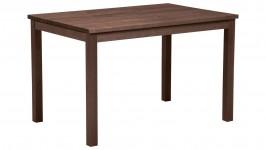 KIWANO-ruokapöytä, 120 cm (tumma pähkinä)