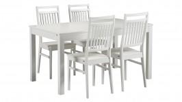 MONA-ruokailuryhmä, 4:llä tuolilla (valkoinen)