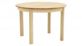 LISA-ruokapöytä, pyöreä (koivu)
