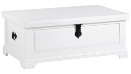 HAVANNA-arkkupöytä, 60 x 100 cm (valkoinen)