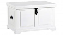 HAVANNA-arkkupöytä, 50 x 80 cm (valkoinen)