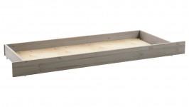 LUOTO-vuodevaatelaatikko (vuodevaatelaatikko, harmaa)