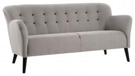 MINNIE-sohva, Fiesta-kangas (harmaa)