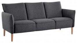NEVE-sohva, Rene-kangas (tummanharmaa)