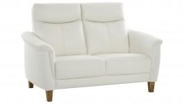 OMAR-sohva, Nahka/keinonahka, Natural Soft (valkoinen)