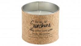 SUNSHINE-tuoksukynttilä